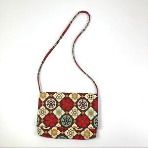 5/$25 ♥️ Quilted fun pattern purse